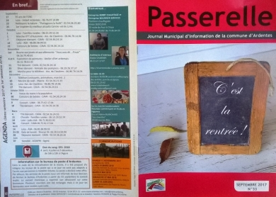 Journal municipal septembre 2017