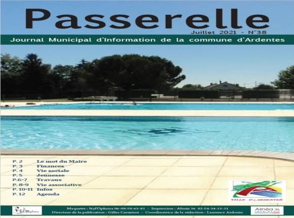 Journal municipal Juillet 2021