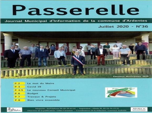 Journal municipal juillet 2020