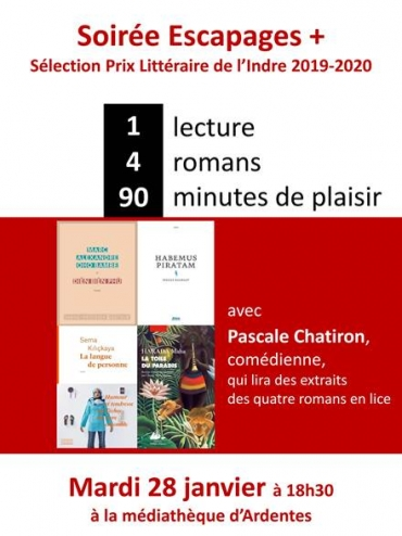 Lecture escapage